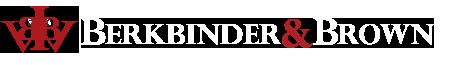 Berkbinder & Brown